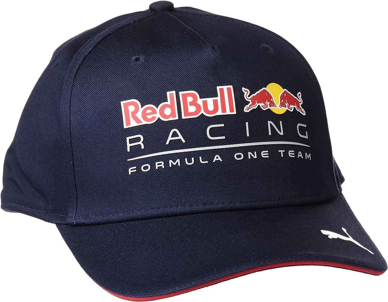 PUMA RBR Replica Team Gear Cap Gorra, Unisex, Azul, Talla Única ...