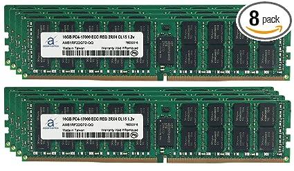 Adamanta 128GB (8x16GB) Server Memory Upgrade for Cisco UCS