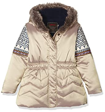 order high fashion get online Catimini CI42003 Manteau, Or (Gold), FR (Taille Fabricant: 3 ...
