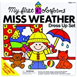 Colorforms Retro Miss Weather