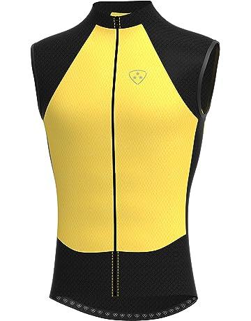 c8ac2be7961 Deportes Hera Ropa Ciclismo Maillot Sin Manga Camiseta Verano de Ciclistas  Hombre Cycling Sleevless