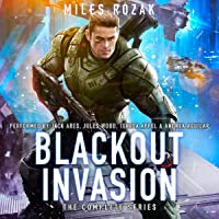 Blackout Invasion: A Military Scifi Adventure