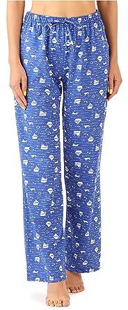 86909e900 Merry Style Pantalon Bas de Pyjama Vêtement 100% Coton Femme MPP-001