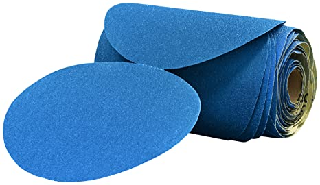 3M Stikit 36202 Blue Abrasive Disc (6 in 80 grade)