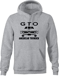 Stealth American Muscle Pontiac GTO Muscle Classic CarSweatshirt 4XL