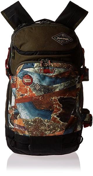 b55d2fde78ab3 DAKINE TEAM HELI PRO 24L W19 Snow Pack Rucksack Ski    Board Träger  10001476