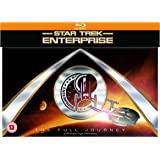 Star Trek: Enterprise - Blu-Ray Box Set (24 Blu-Ray) [Edizione: Regno Unito] [Import anglais]