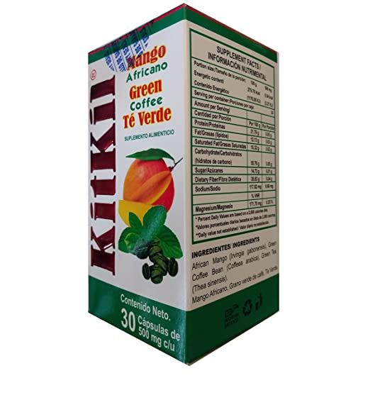 Amazon.com : S.D.S. Kitkil 30 capsules 500 milligram ea Natural Weight Loss, Dietary Supplement, Fat Burner : Beauty