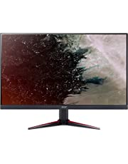 "Acer Nitro VG220Q LED Display 54,6 cm (21.5"") Full HD Plana Negro - Monitor (54,6 cm (21.5""), 1920 x 1080 Pixeles, Full HD, LED, 1 ms, Negro)"