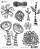 """Ranger Everything's Rosy Dyan Reaveley's Dylusions Cling Stamp Collections, 8.5""""x7"""""""