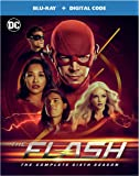 The Flash: The Complete Sixth Season (Blu-ray + Digital + Bonus Disc)
