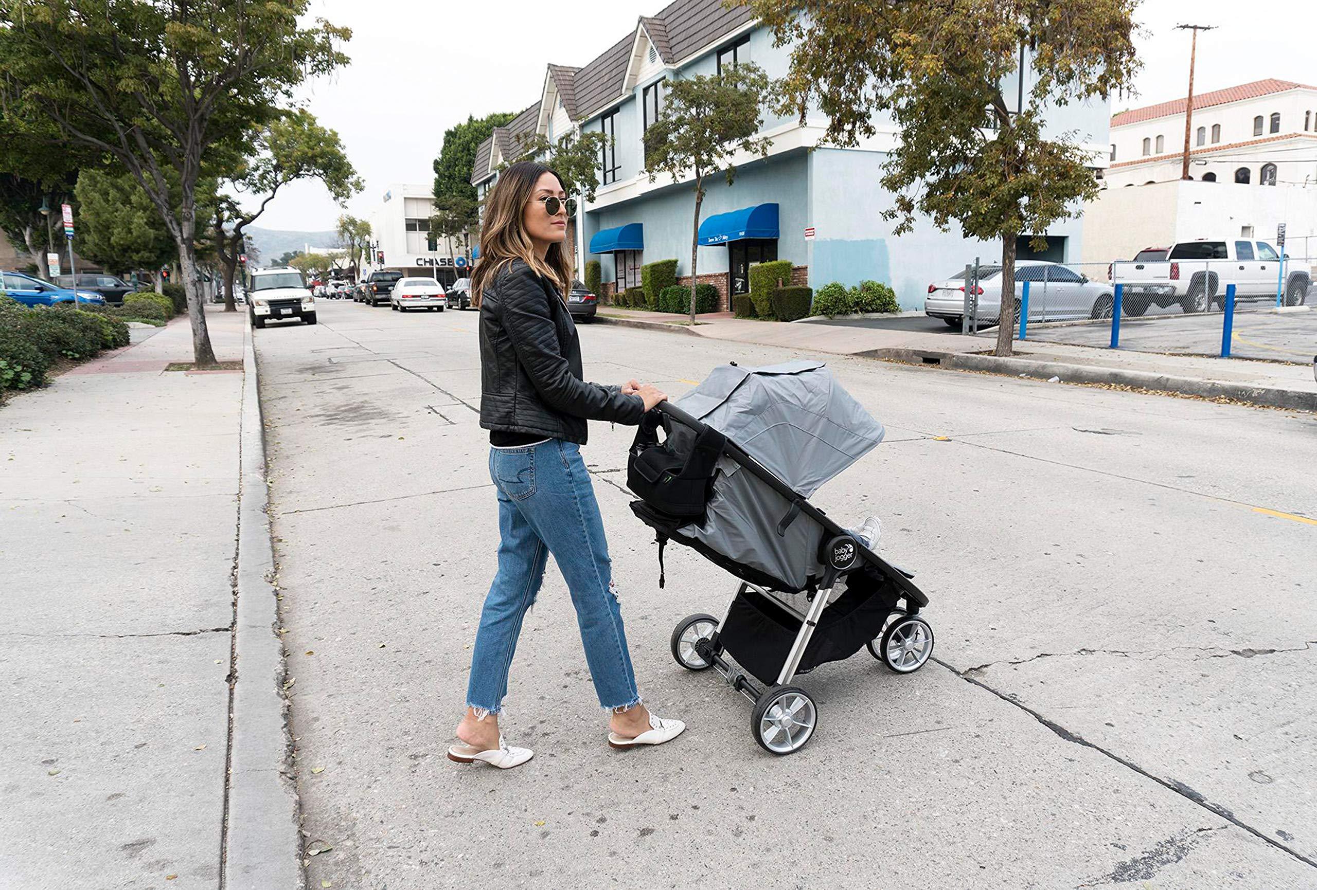 Baby Jogger City Mini 2 Stroller - 2019   Compact, Lightweight Stroller   Quick Fold Baby Stroller, Carbon by Baby Jogger (Image #11)