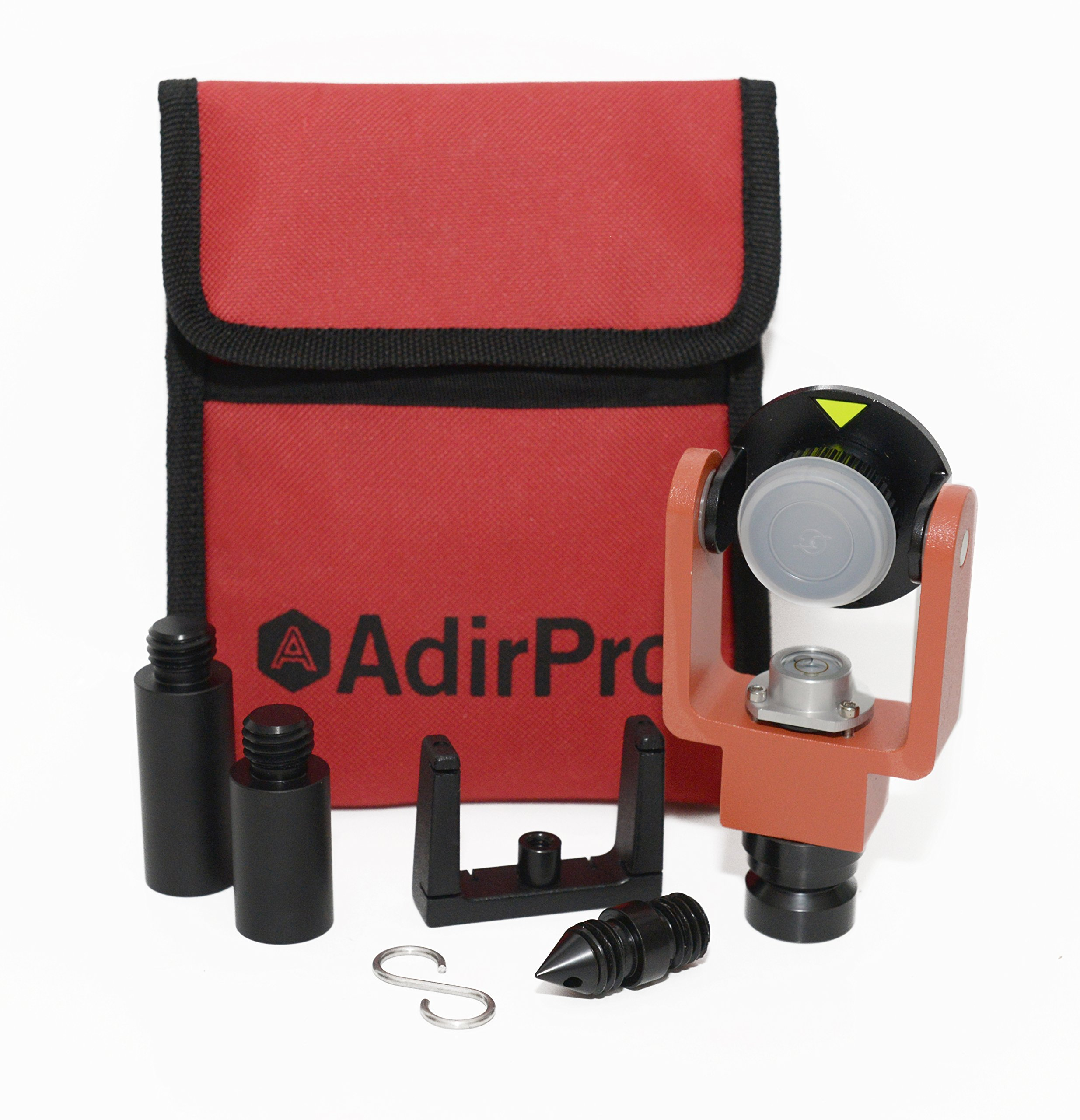 AdirPro Mini Prism System with Center Vial 720-04 by AdirPro