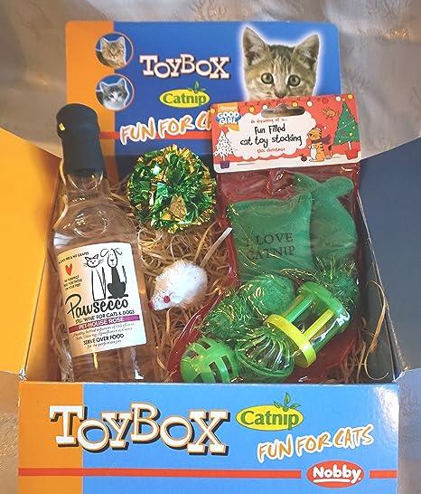 Pawsecco Cat Toys
