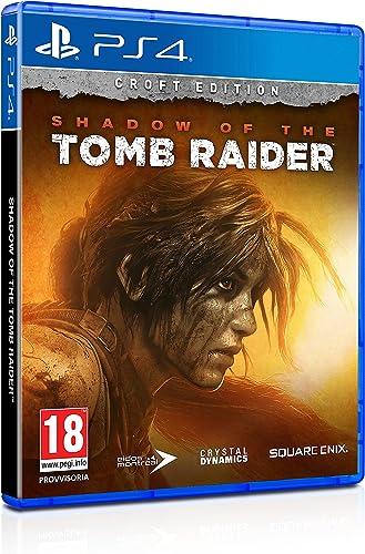 Shadow of The Tomb Raider - Croft Edition - PlayStation 4 ...