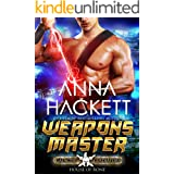 Weapons Master: A Scifi Alien Romance (Galactic Gladiators: House of Rone Book 6)