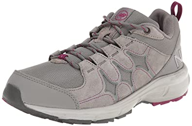 New Balance Women's WW799 Country Walking Shoe,Grey,7 ...