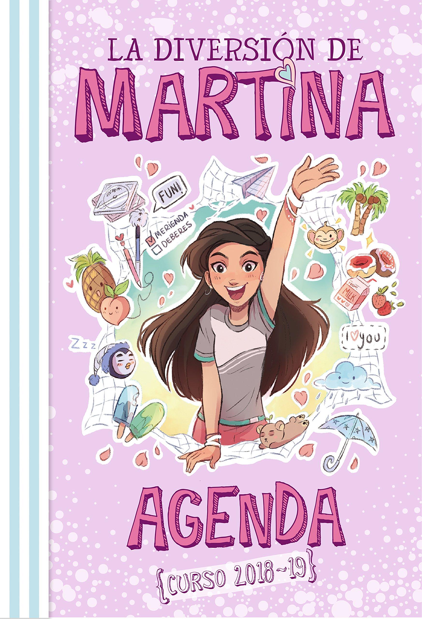 Agenda {Curso 2018-19} (La diversi�n de Martina): Martina ...