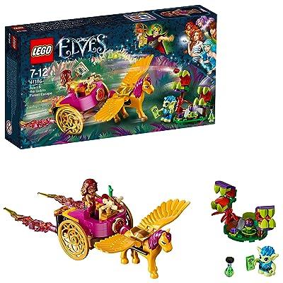LEGO Elves - Azari y la huida del Bosque de los Duendes (41186): Juguetes y juegos