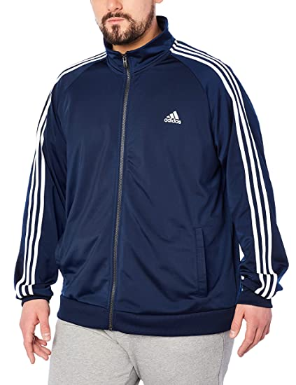 5755810174815 Amazon.com  adidas Men s Essentials 3-Stripe Tricot Track Jacket ...
