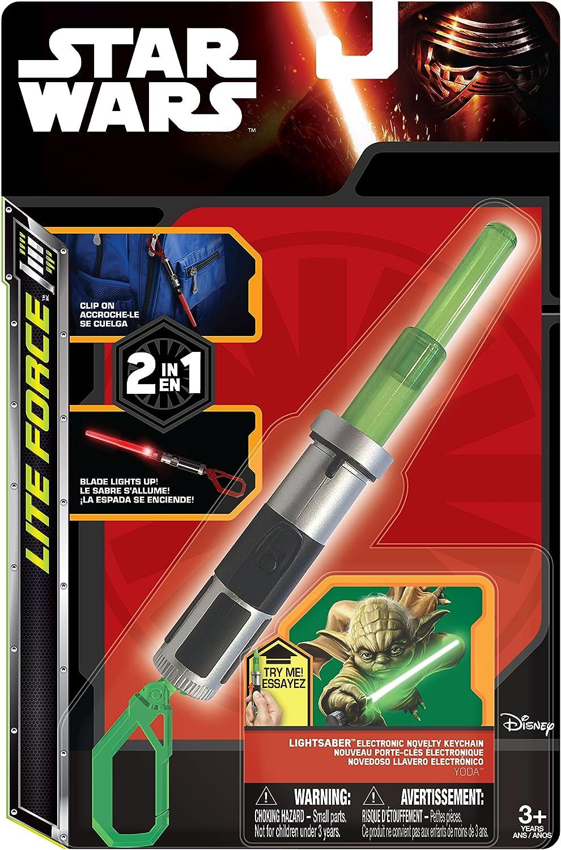 Star Wars Action Lite Yoda Mini Lightsaber