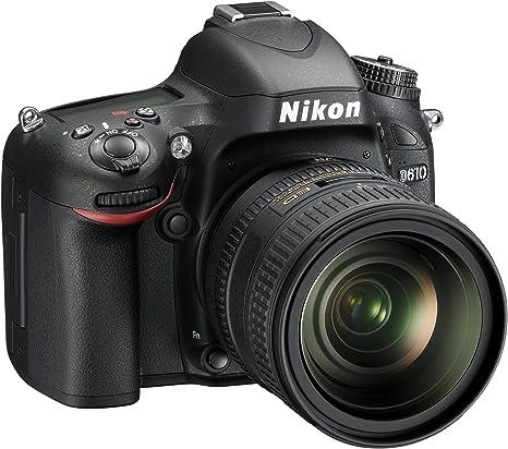 Nikon D610 + 8GB Lexar Premium 200x + AF-S Nikkor 24-85mm f/3.5 ...