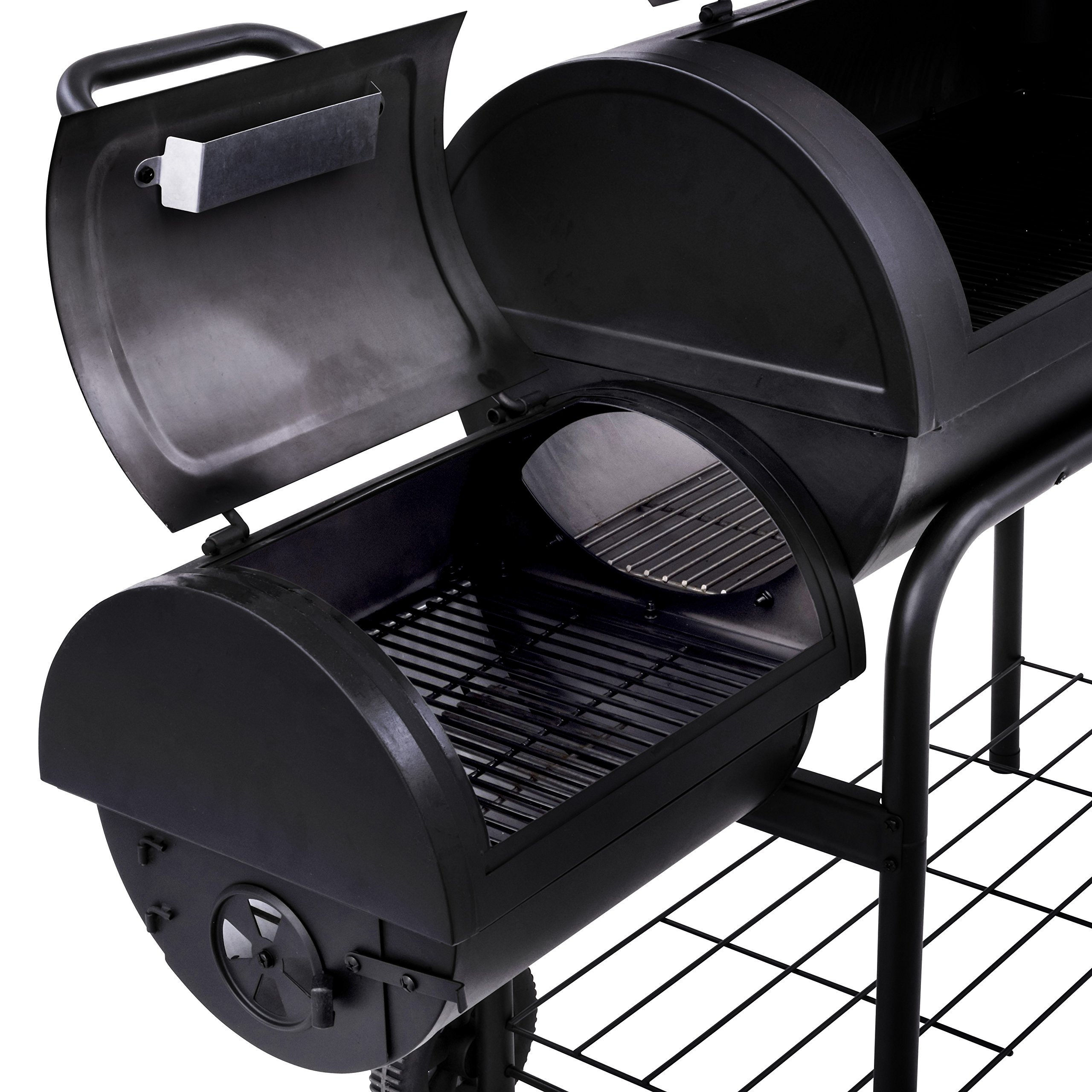 Char-Broil Offset Smoker, 40'' by Char-Broil (Image #7)