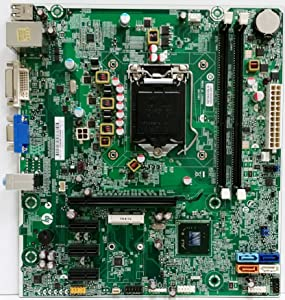HP 687577-001 System board (motherboard) - Support Intel processor (Cupertino 3) - Includes replacement thermal material