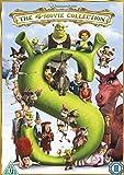Shrek 1-4 (4 Dvd) [Edizione: Regno Unito] [Reino Unido]