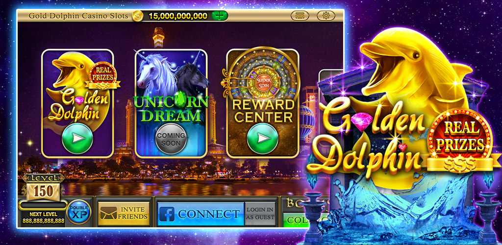 Gold Dolphin Casino Slot