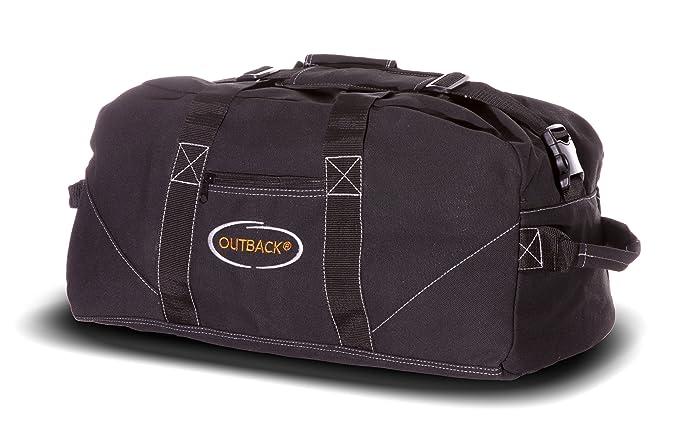 652f06e5e9 Ledmark Heavyweight Cotton Canvas Outback Gym Bag