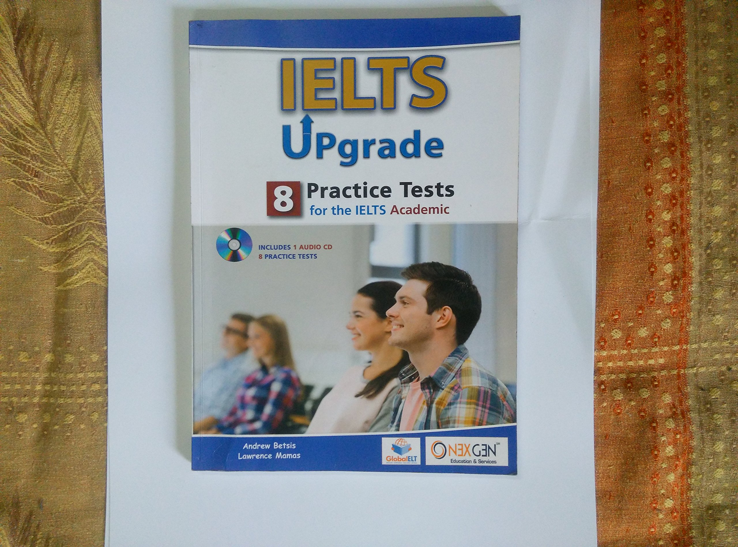 Buy IELTS UPGRADE Book Online at Low Prices in India | IELTS