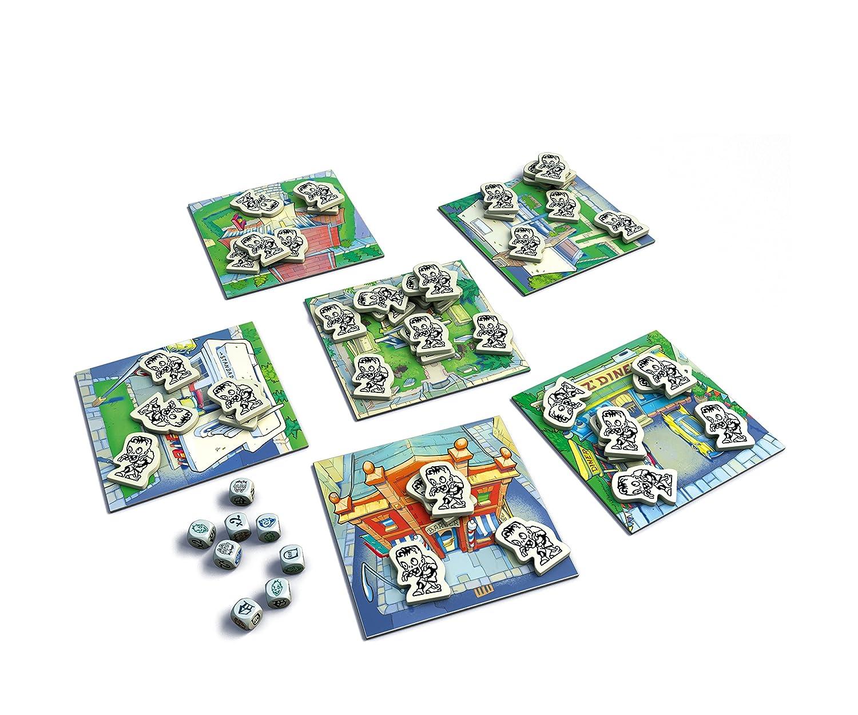 noris 606101411 W/ürfelspiel Zombie Mania