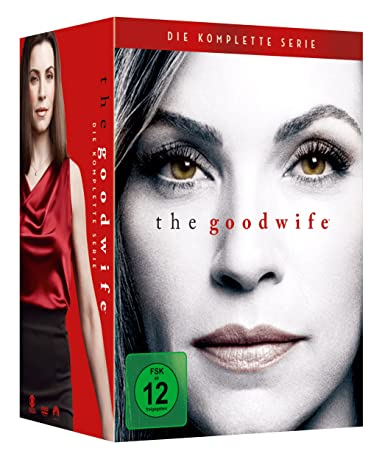 The Good Wife - Die komplette Serie [42 DVDs]: Amazon.de: Julianna ...