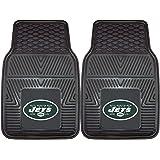 FANMATS NFL New York Jets Vinyl Heavy Duty Car Mat