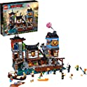 LEGO 70657 Ninjago Movie City Docks Building Kit (3553-Piece)