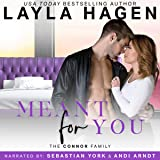 Meant for You: The Connor Family Series, Book 3