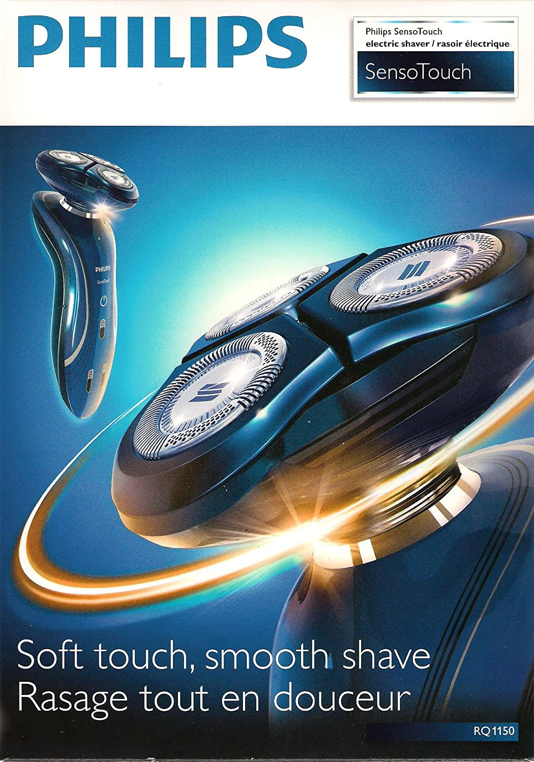 Philips 110 220v Sensotouch Electric Shaver Beauty Free Ongkir Dry Iron Hd 1173 40