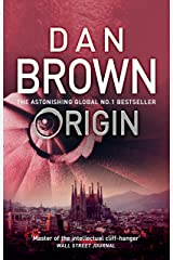 Origin: From the author of the global phenomenon The Da Vinci Code (Robert Langdon Book 5) Kindle Edition