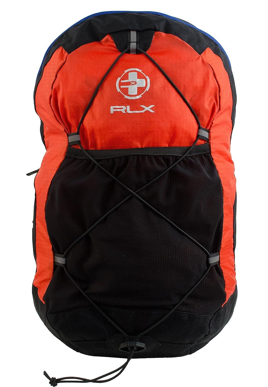 0001f94b82 Polo Ralph Lauren Packable Nylon-RLX Duffel Bag BackPack Vibrant Orange   Amazon.co.uk  Sports   Outdoors