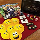 The Night Academy - My Box Of Magic - Professional Magic Subscription Box