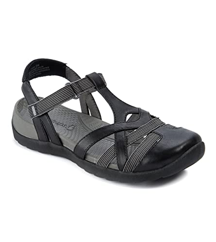 BareTraps fifer Women's Sandals & Flip Flops Black Size 5.5 M ...