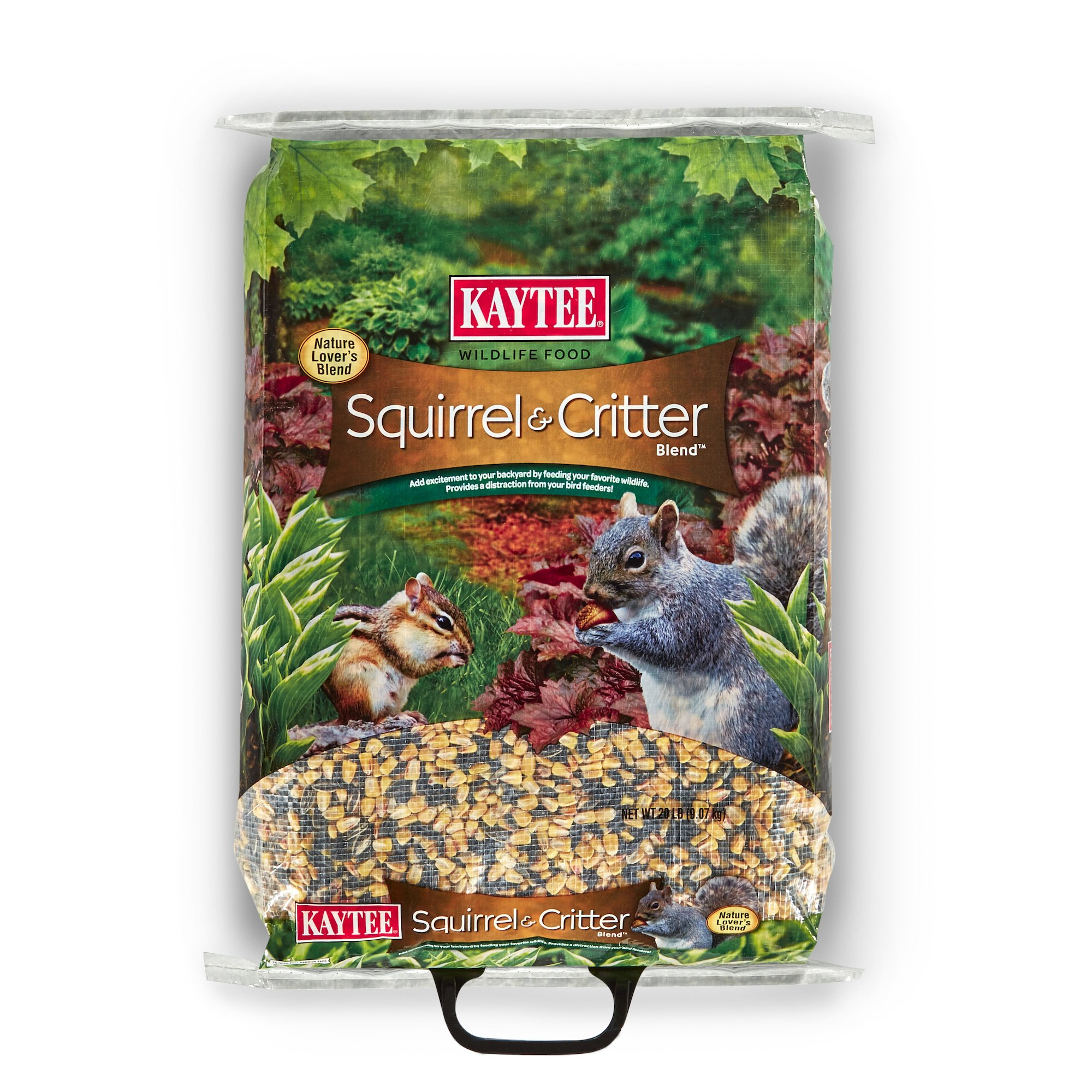Kaytee Squirrel and Critter Blend, 20-Pound