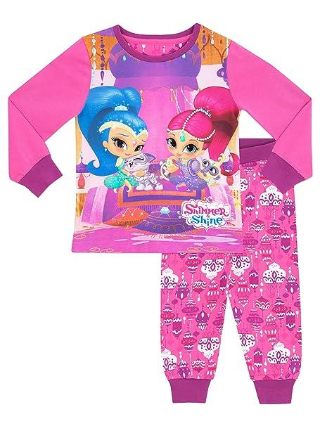 Shimmer & Shine - Pijama para niñas - Shimmer y Shine - 2 - 3 Años