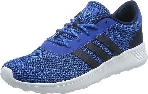 adidas neo schuhe schwarz blau