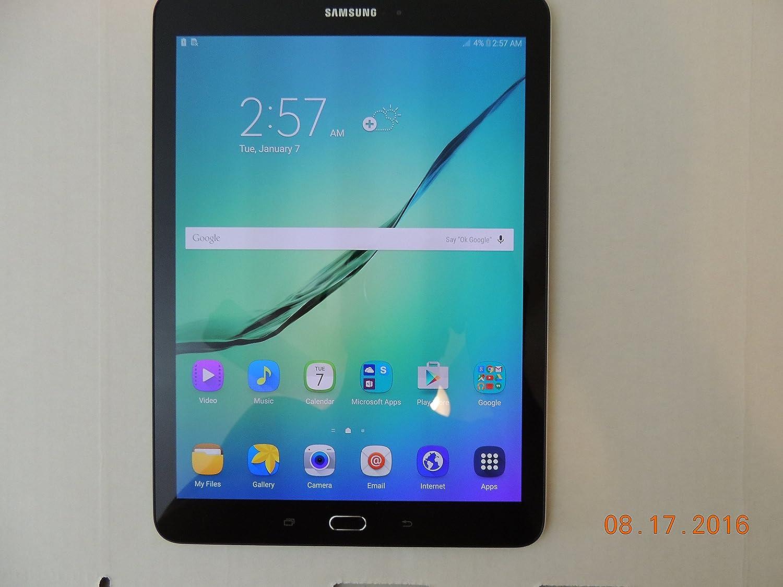 Samsung SM-T817TZKATMB Galaxy Tab S2 9.7 T-Mobile Wi-Fi 32GB Black