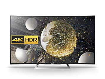 sony bravia tv 50 inch. sony bravia kd50sd8005 50 inch curved android 4k hdr ultra hd smart tv with youview, tv