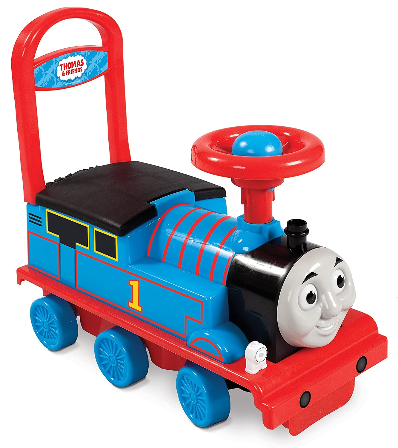 Amazon Thomas & Friends Engine Ride Toys & Games