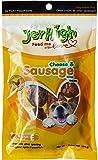JerHigh Cheese and Sausage Dog Treats, 100 g