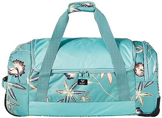 Amazon.com  Roxy Junior s Distance Across Wheelie Duffle Bag ... f506af2a73144